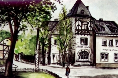 Helbra-Haus-aquarell