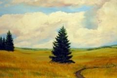 Hohes-Venn-Baum-acryl