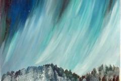 Nordlicht-weis-hellblau-acryl