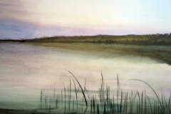 See-im-Nebel-aquarell