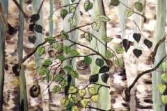 birken-aquarell